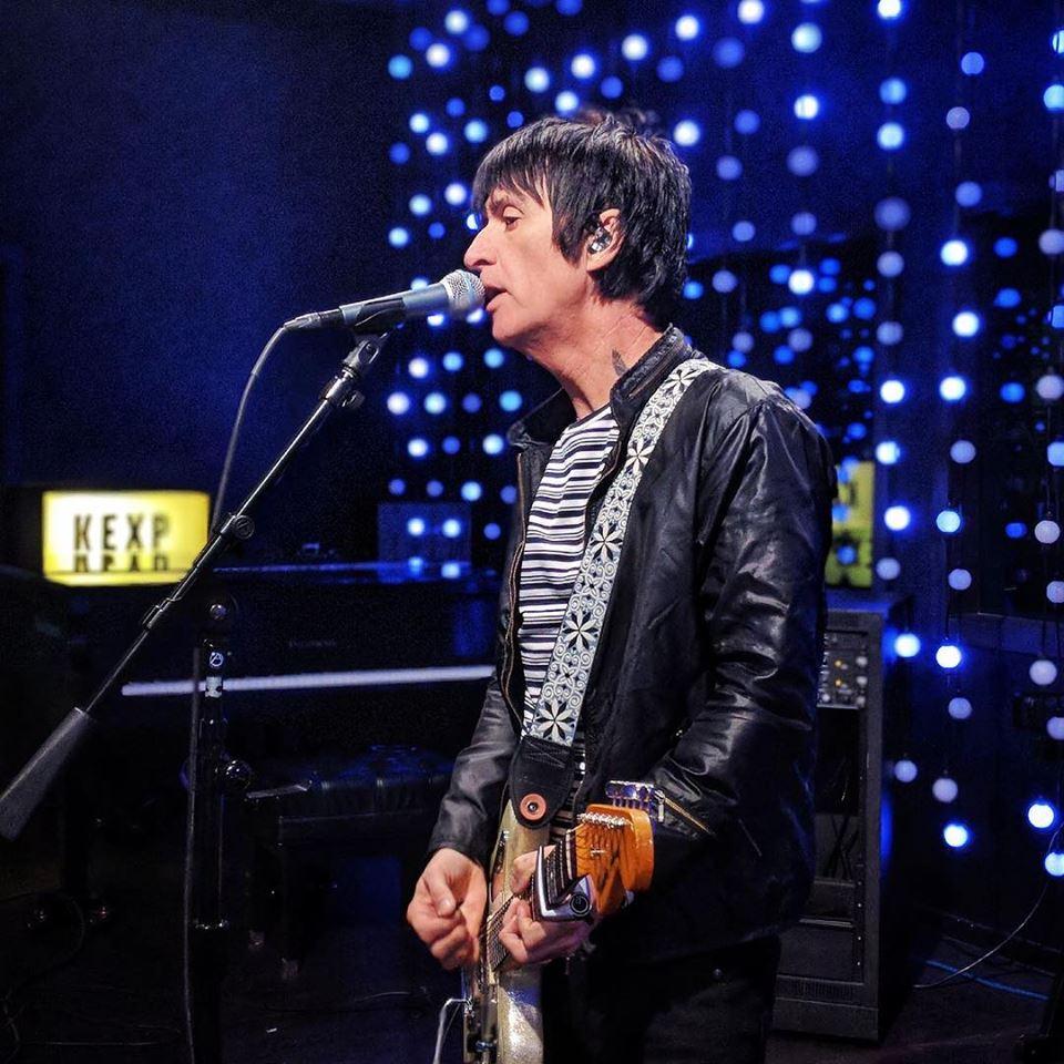 Le Live de la semaine – Johnny Marr – Live in the KEXP studios – 21/09/18