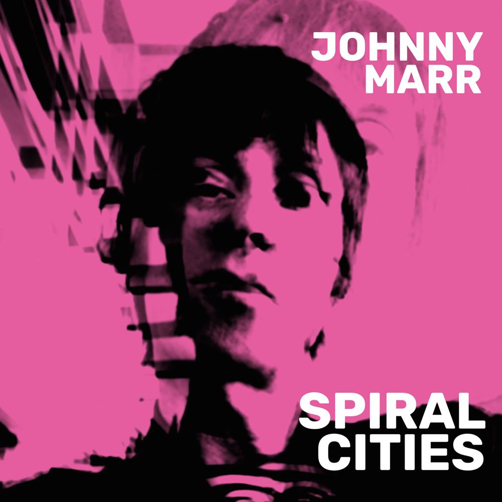 News – Johnny Marr – Spiral Cities