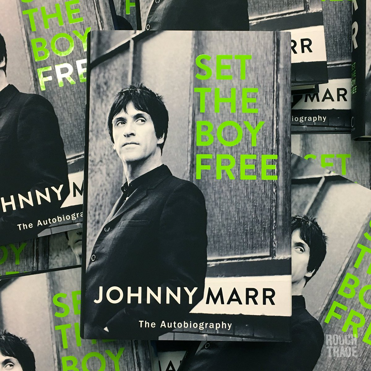 News – Johnny Marr – Set The Boy Free – Dédicaces à Paris