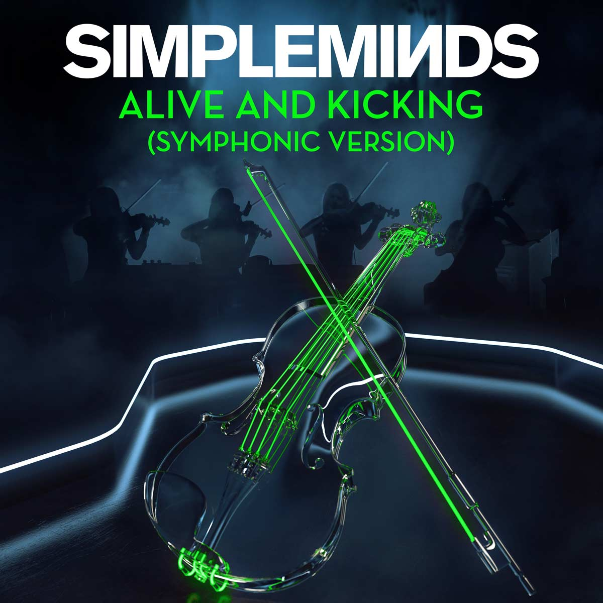News – Simple Minds – Alive & Kicking – Symphonic version