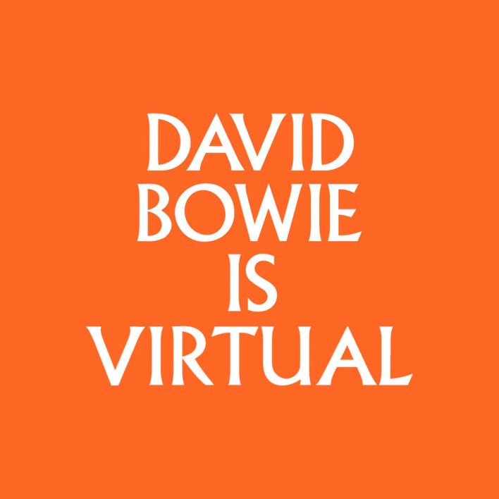 "Curiosities – Une application ""David Bowie is"""