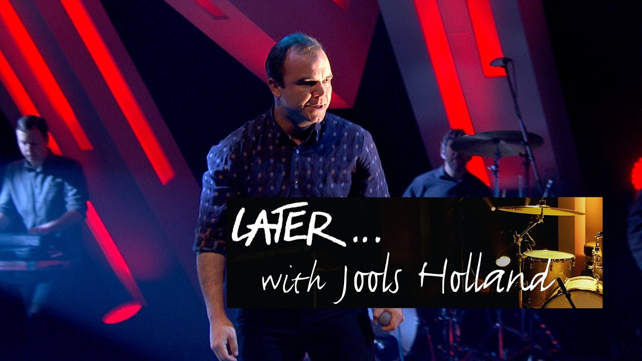 Le Live de la semaine – Future Islands – Later… with Jools Holland