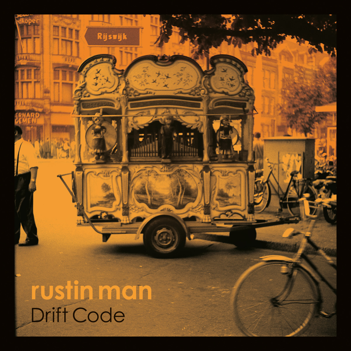 News – Rustin Man – Drift Code