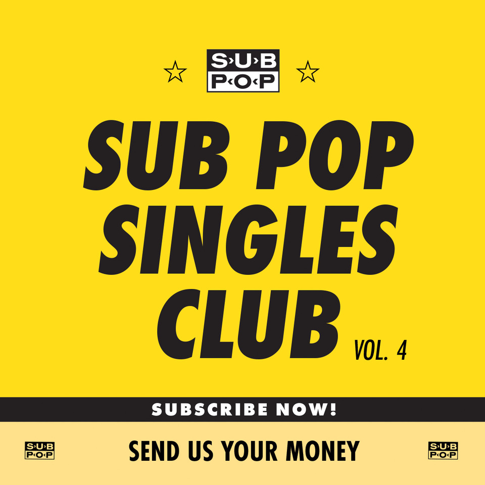 News – Le label Sub Pop relance son programme Singles Club