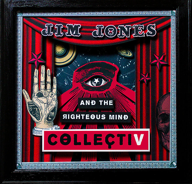 News – Jim Jones And The Righteous Mind – CollectiV