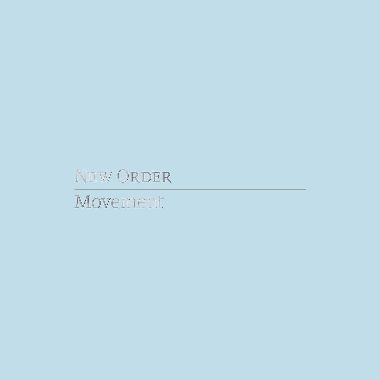 News – New Order – Movement – Definitive Edition