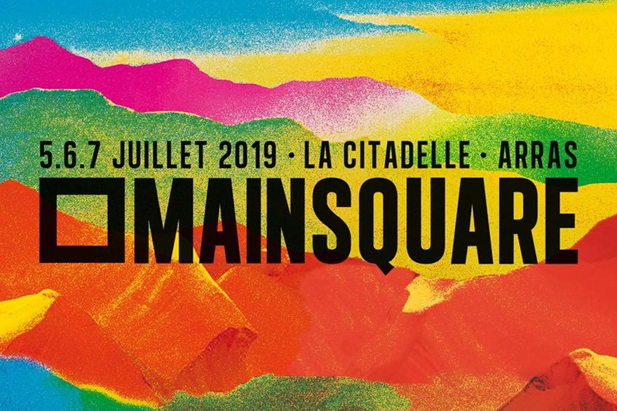 Festival – Main Square Festival 2019 – Programmation