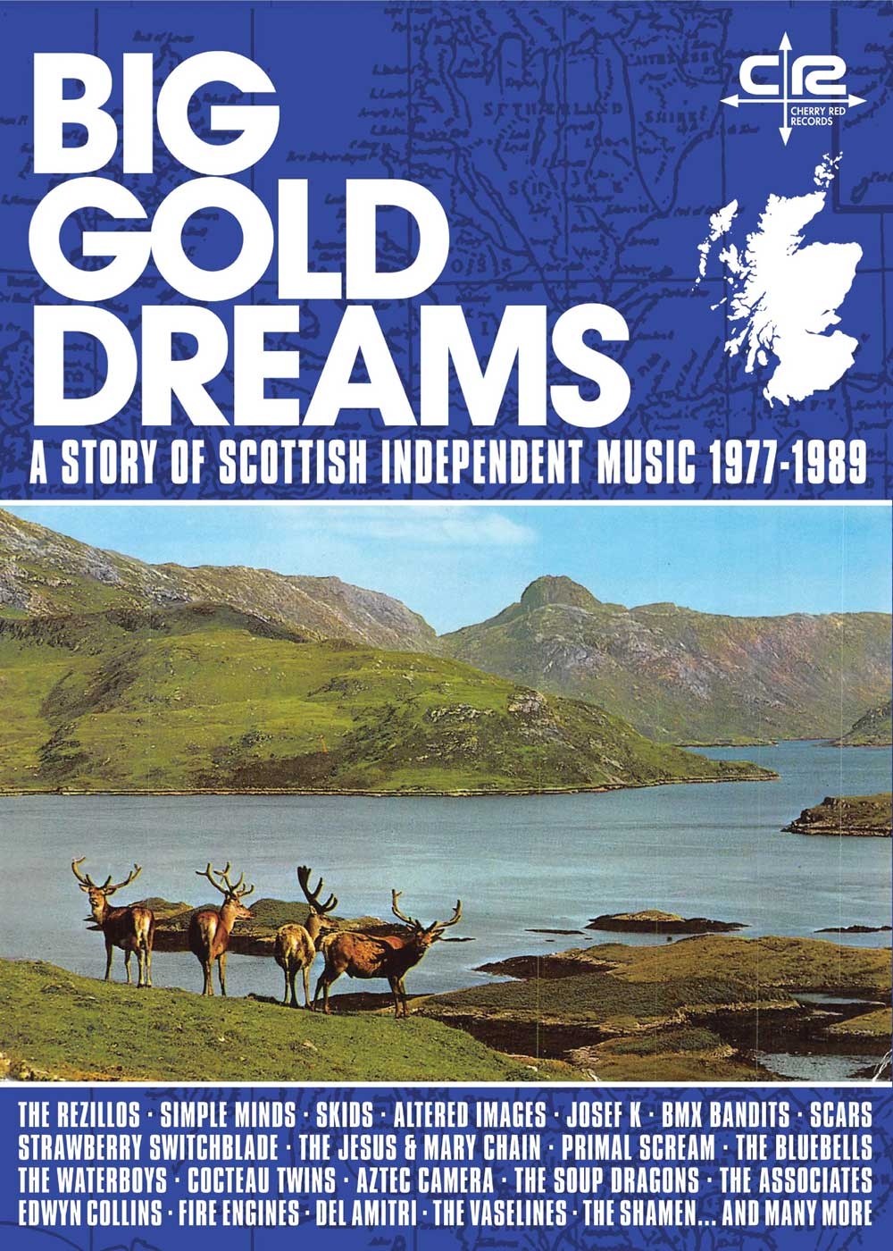 News – Big Gold Dreams: A Story Of Scottish Independent Music 1977-1989
