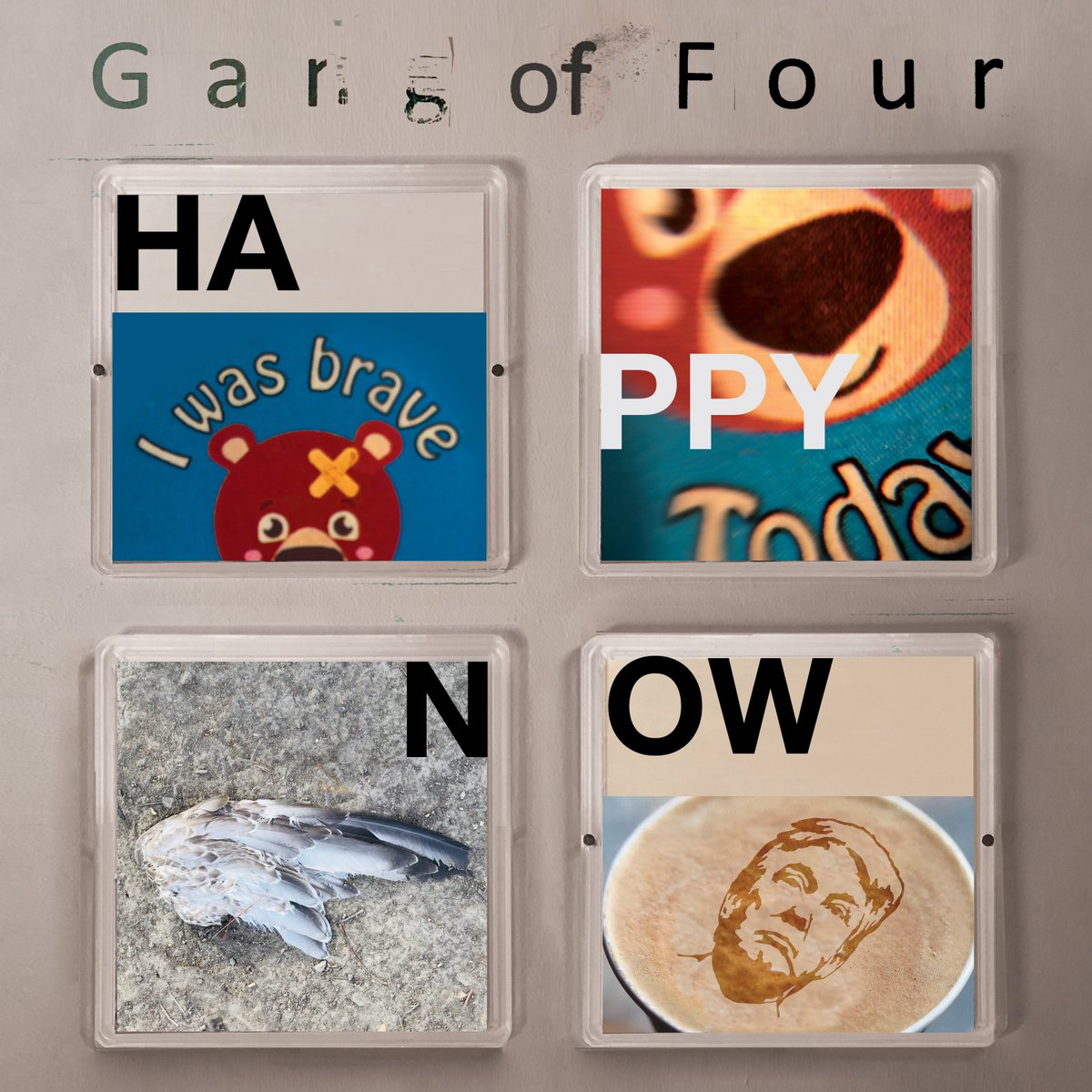 News – Gang of Four – Happy Now