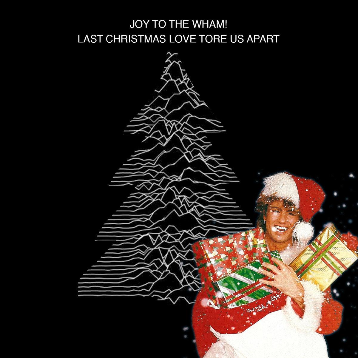 "Curiosities – Joy To The Wham! ""Last Christmas Love Tore Us Apart"""