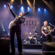 Buzzcocks performing in Paris.Crédit Photo: © Mauro Melis