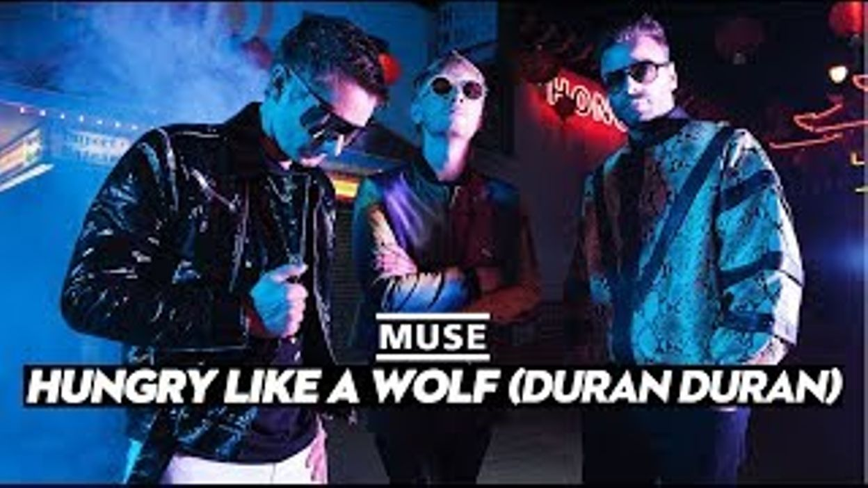 News – Muse – Hungry Like The Wolf  (Duran Duran cover)