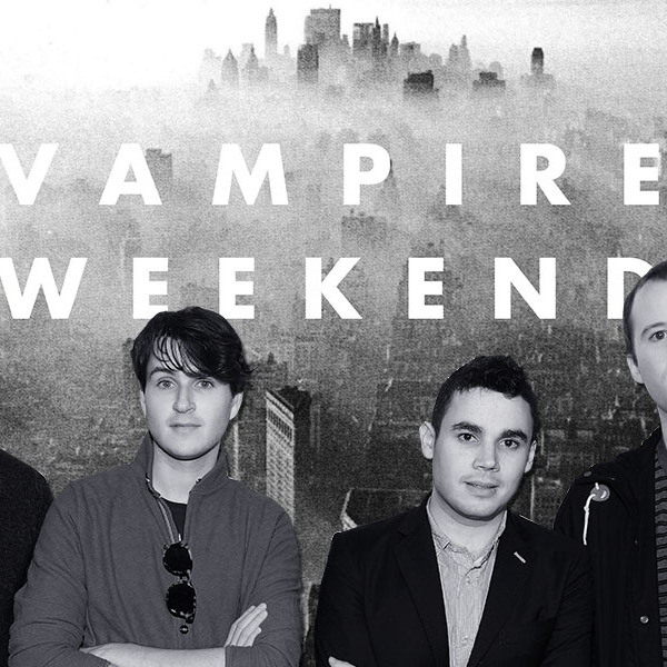 News – Vampire Weekend – FOTB