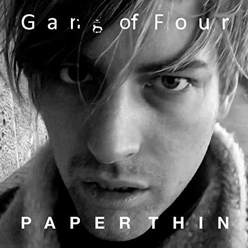 News – Gang Of Four – Paper Thin – Nouveau single