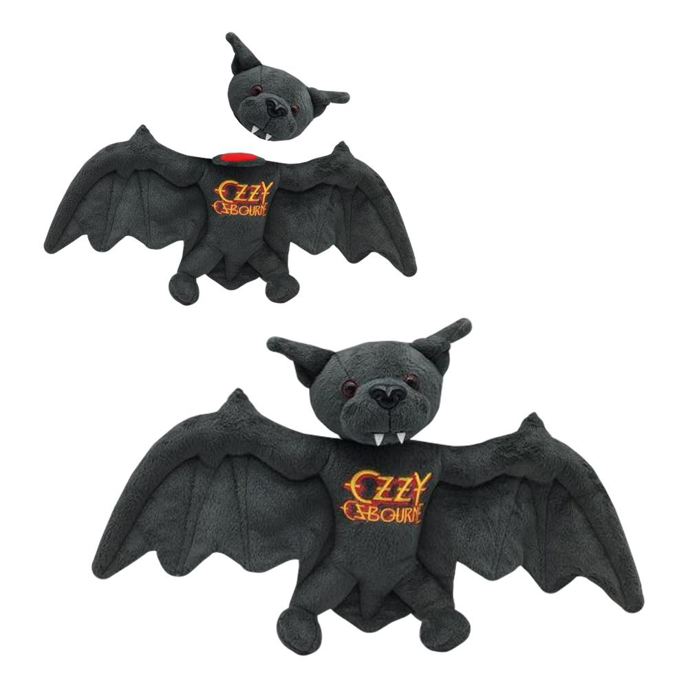 Curiosities – Ozzy Osbourne – The Ozzy Osbourne Plush Bat