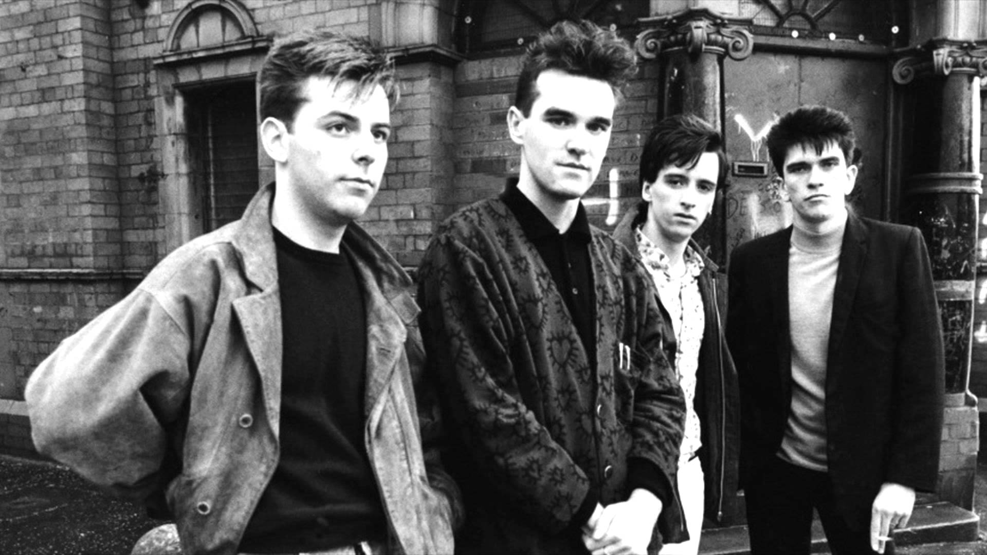 News -The Smiths – First demo studio – 1982