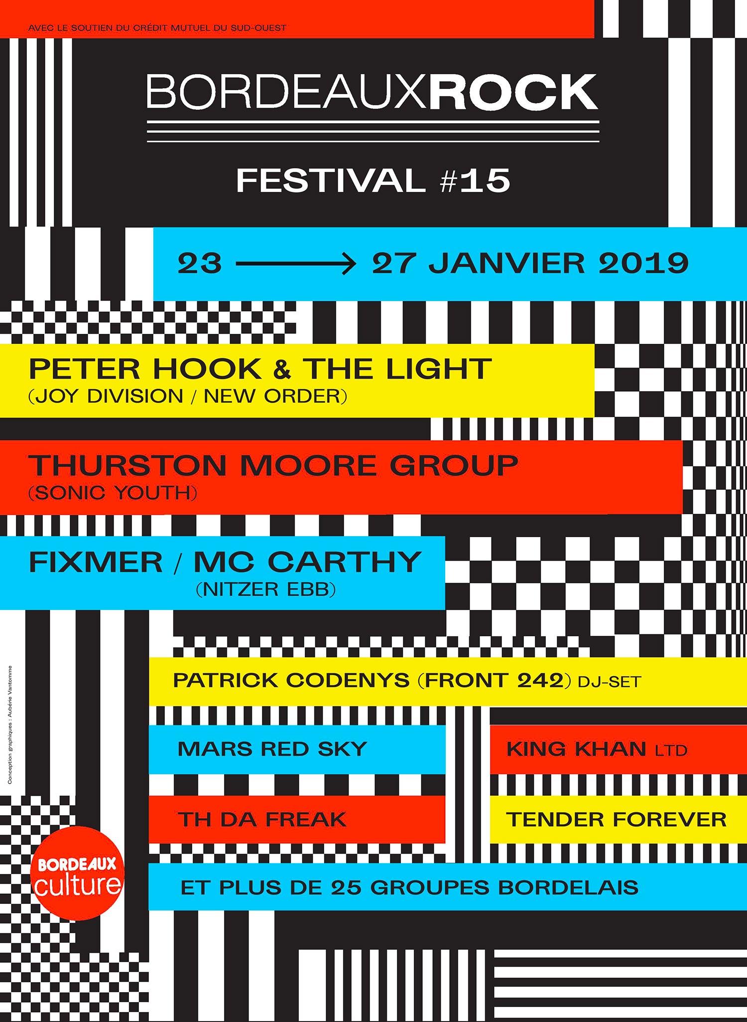 Festival – Festival Bordeaux Rock 2019