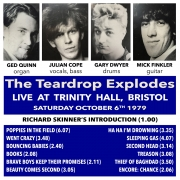 the teardrop explodes live