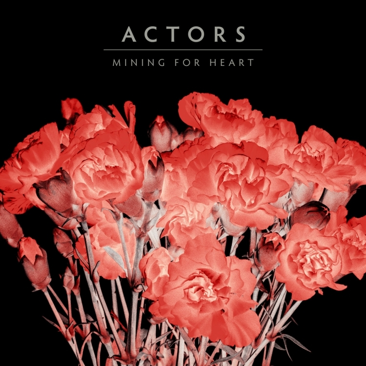 News – Actors – Mining For Heart (The Sound cover)