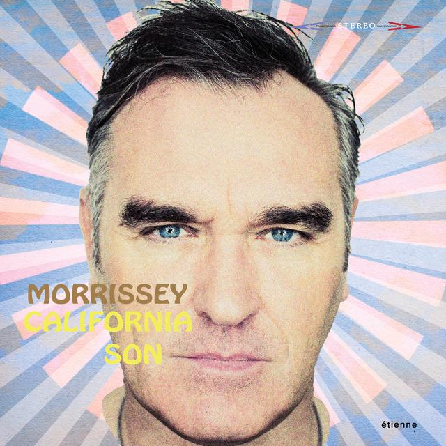 Morrissey – It's Over – Roy Orbison cover – California Son