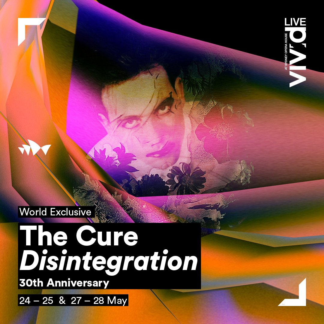 News – The Cure – Disintegration 30th anniversary shows