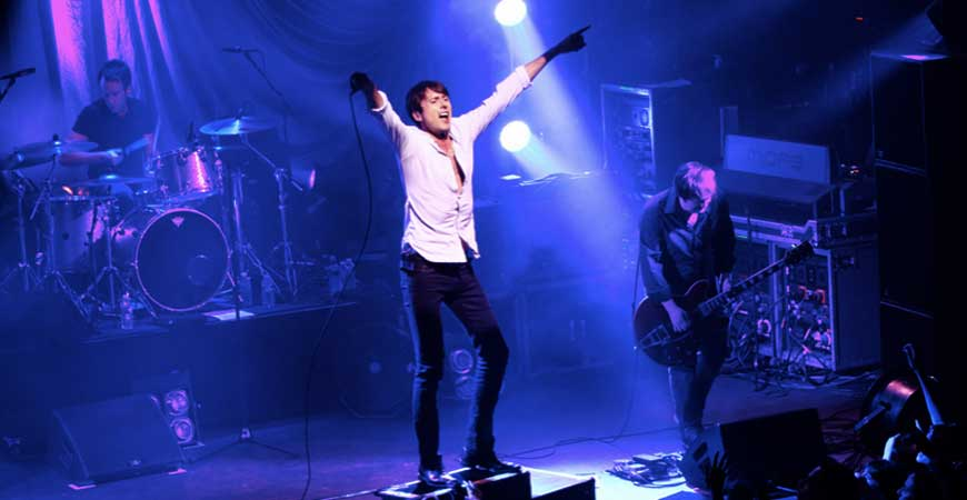 Le Live de la semaine – Suede –  Live at Festival Les Inrocks, La Cigale, Paris 2013