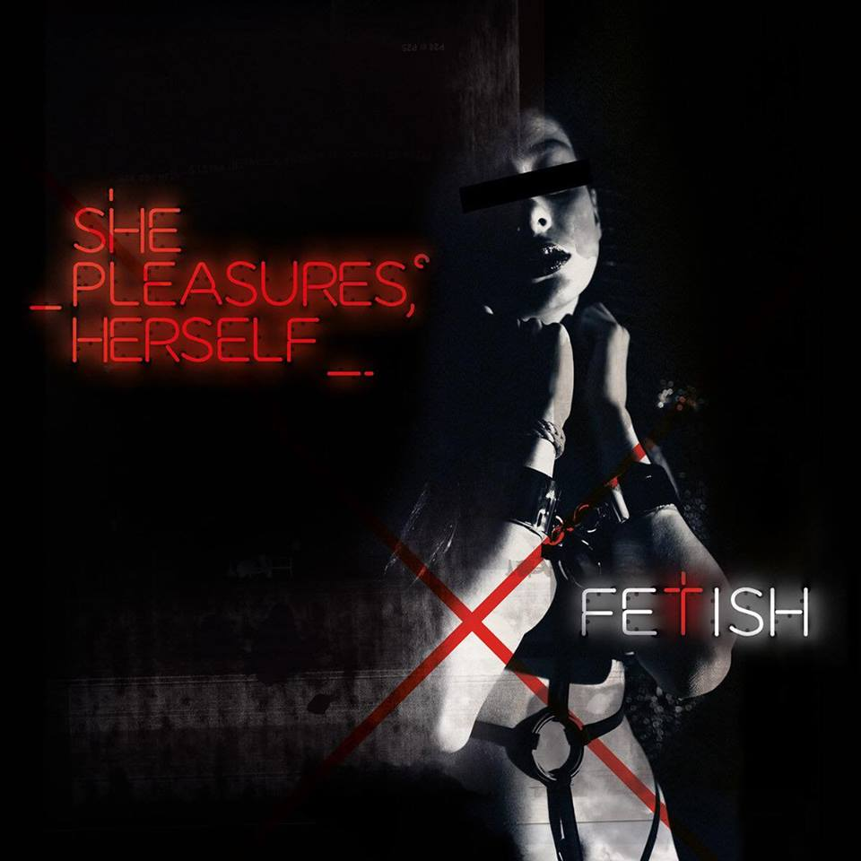 She Pleasures HerSelf