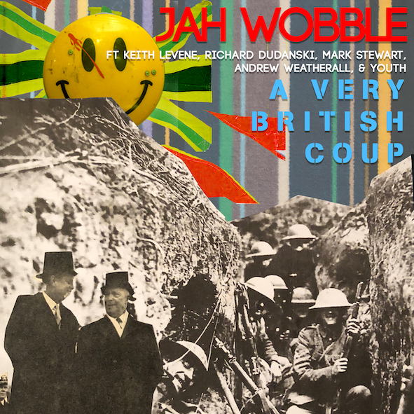 Single of the week – Jah Wobble – A Very British Coup