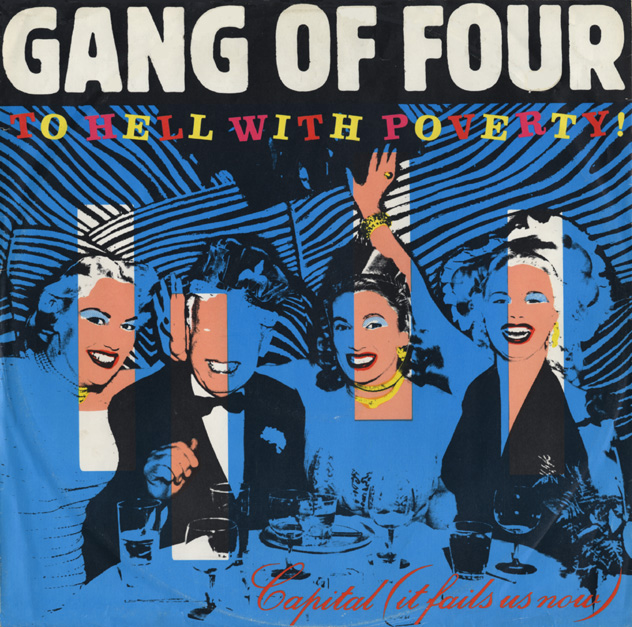 Live de la semaine – Gang Of Four – To Hell With Poverty