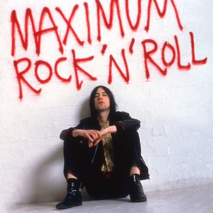 News – Primal Scream – Maximum Rock 'N' Roll: The Singles