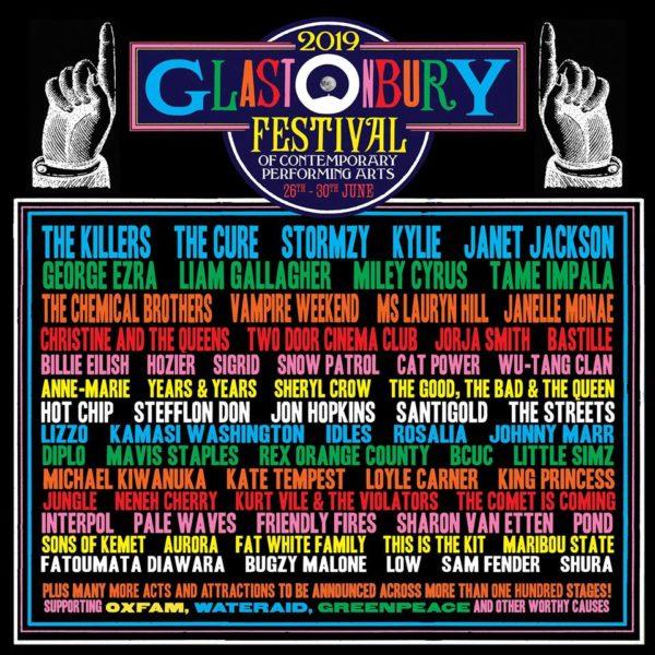 Festival – Glastonbury Festival 2019
