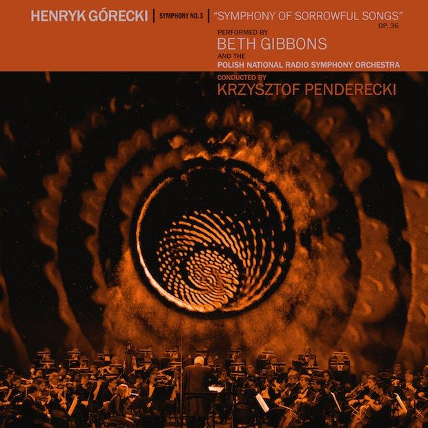 News – Beth Gibbons – Beth Gibbons – Henryk Górecki: Symphony No. 3 (Symphony of Sorrowful Songs)