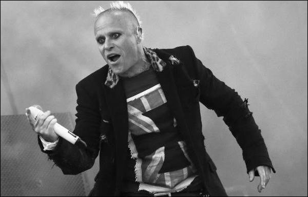 Bad News – Mort de Keith Flint, chanteur du groupe The Prodigy