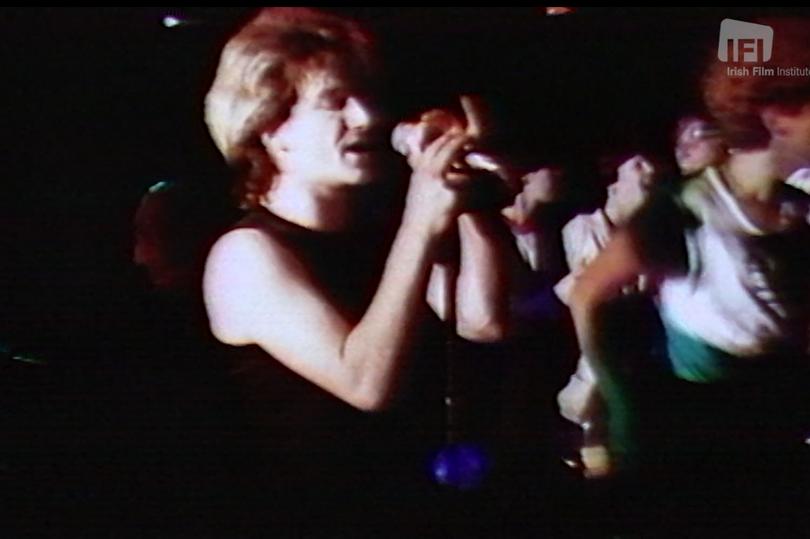 Curiosities – U2 – Let's Twist Again – 1982 – Dublin
