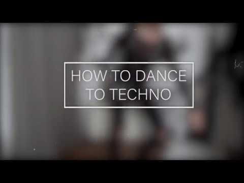 Curiosities – Un tuto pour apprendre à danser sur de la Techno