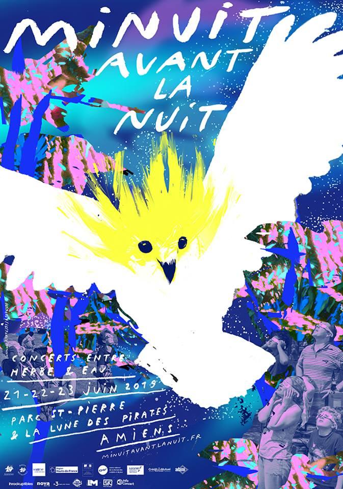 Festival – Festival Minuit avant la Nuit – 2019
