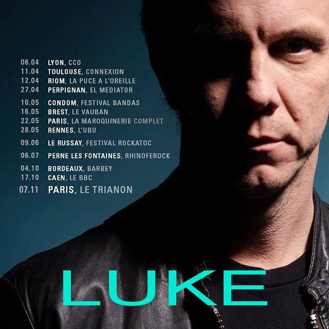 Bientôt En Concert Chez Nous – Luke, Rival Sons, Circa Waves