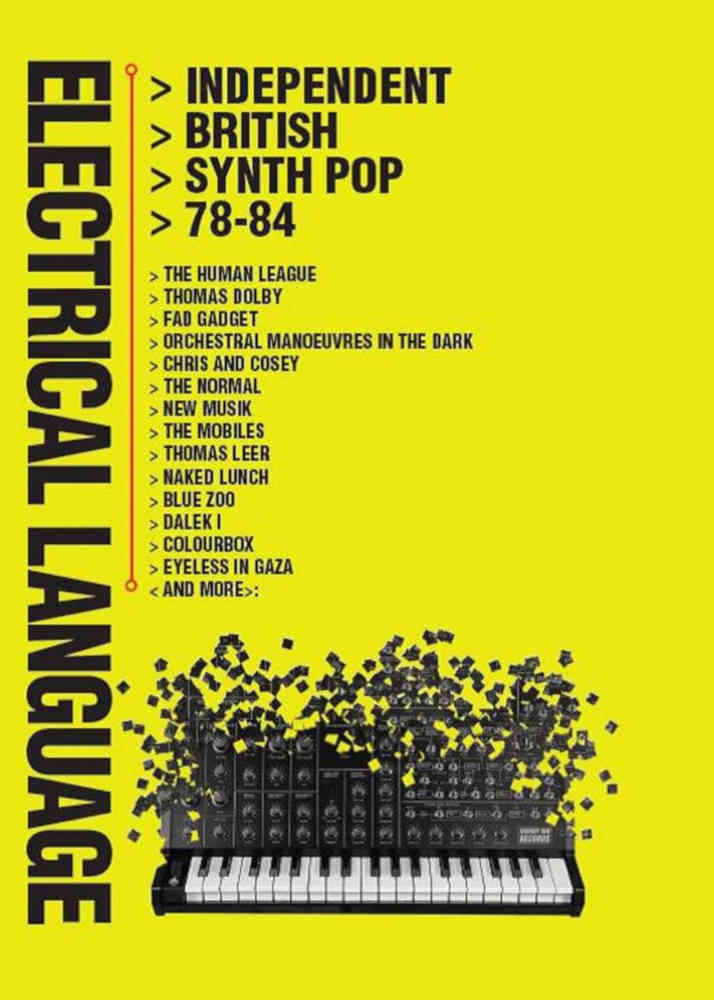 News – Electrical Language: Independent British Synth Pop 78-84