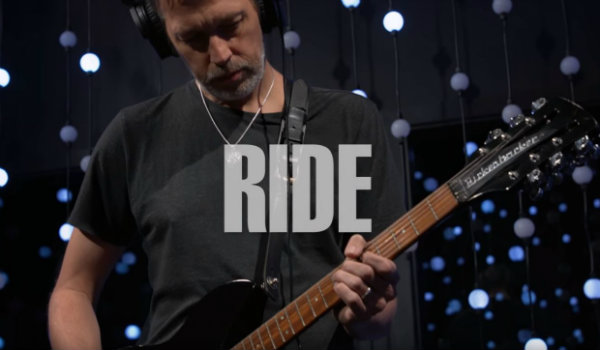 Le Live de la semaine – Ride – All I Want (Live on KEXP)