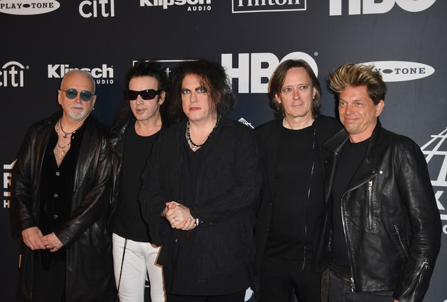 News – The Cure – Rock & Roll Hall of Fame