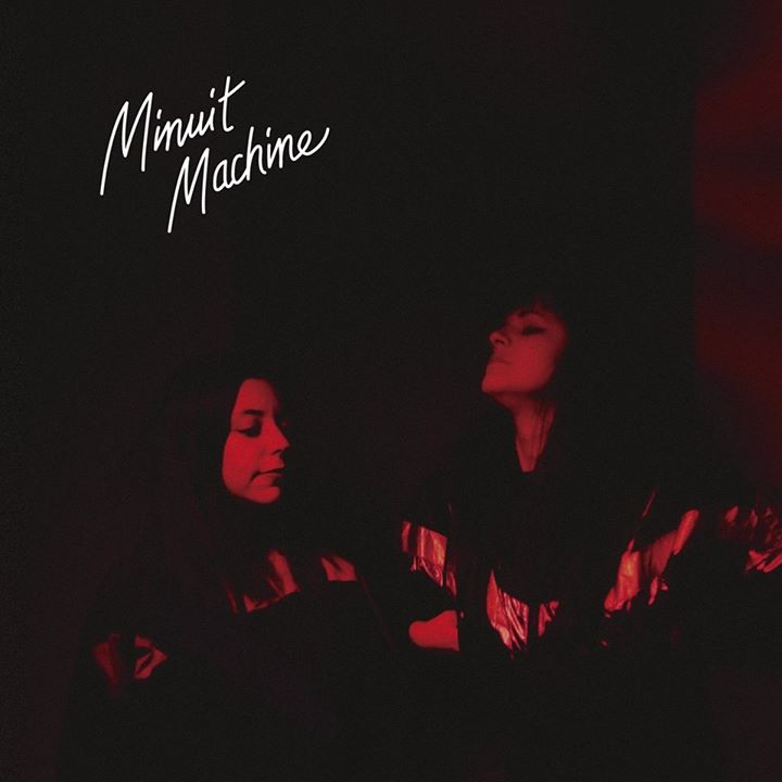 Electro News @ – Minuit Machine – Infrarouge