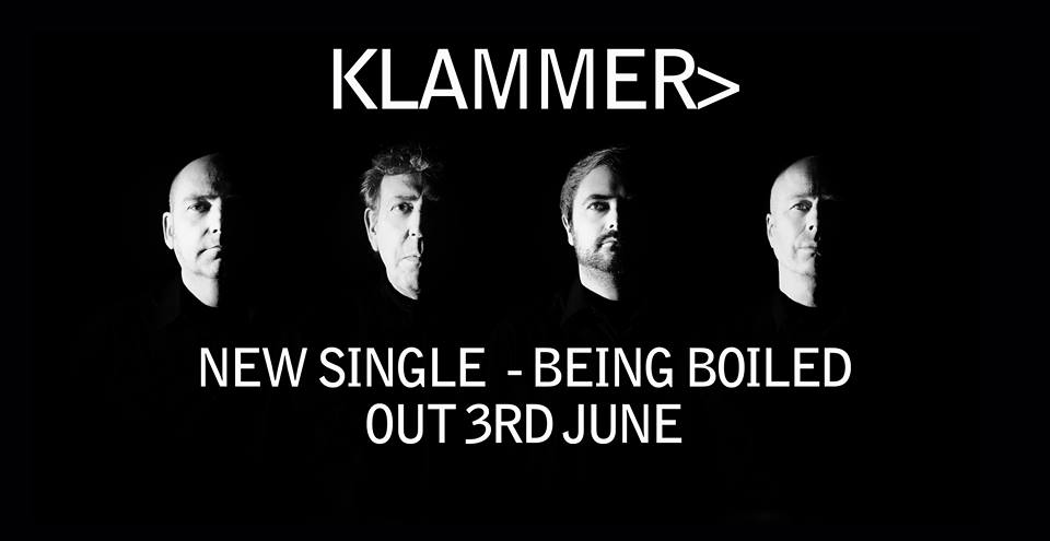 News – Klammer – Being Boiled ( Human League cover)