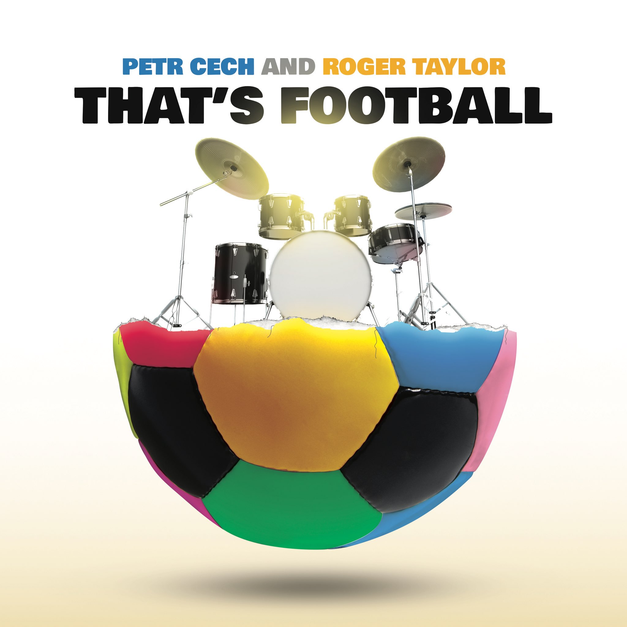 Curiosities – Petr Cech and Roger Taylor – That's Football