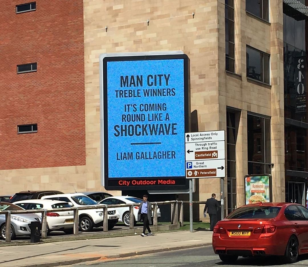 News – Liam Gallagher – Shockwave (Preview)