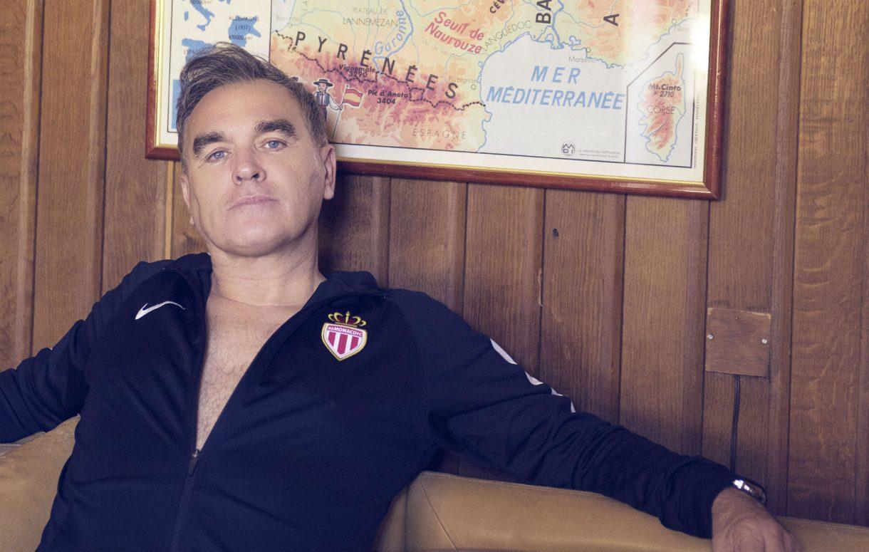 News – Morrissey – Un nouvel album pour janvier 2020.