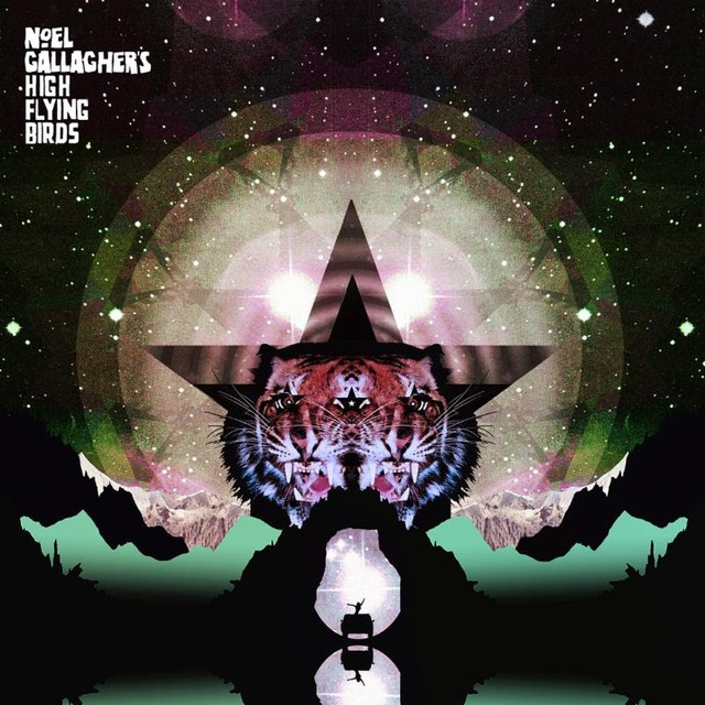 News – Noel Gallagher's High Flying Birds – Black Star Dancing