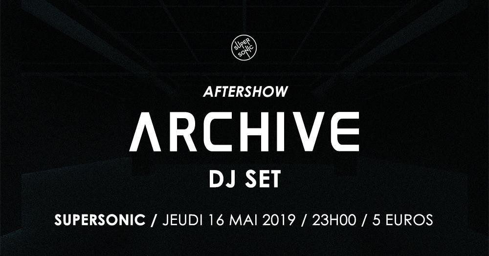 Bientôt En Concert Chez Nous – Archive – DJ Set au Supersonic