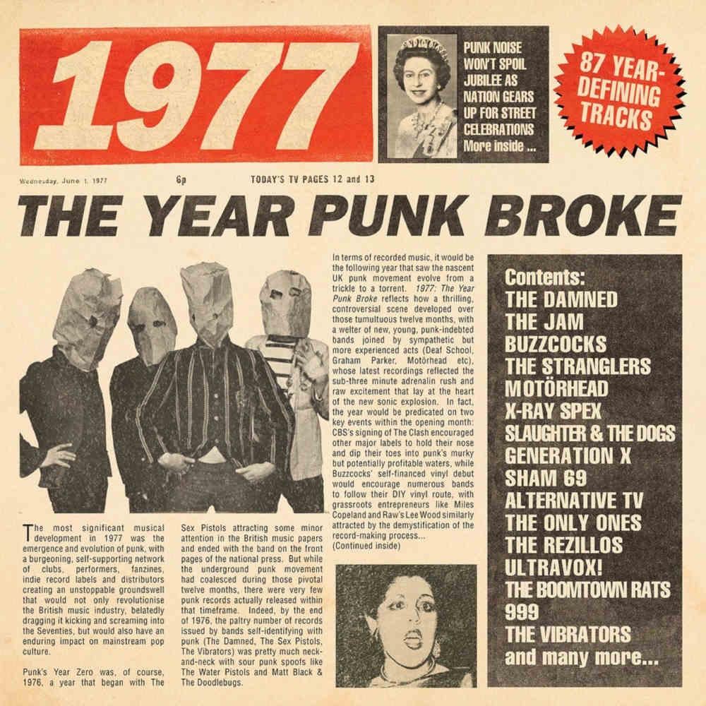 News – 1977: The Year Punk Broke