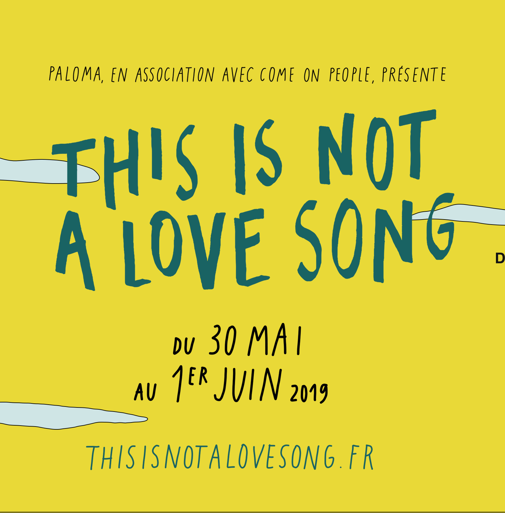 Festivals – This Is Not A Love Song – 2019