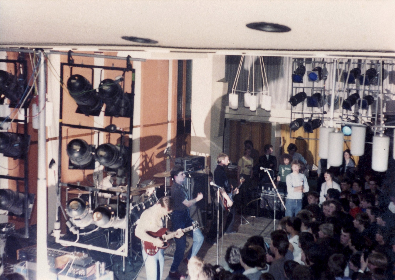 Poppunkwave story # 14 – Joy Division – High Hall, Birmingham University – Dernier concert
